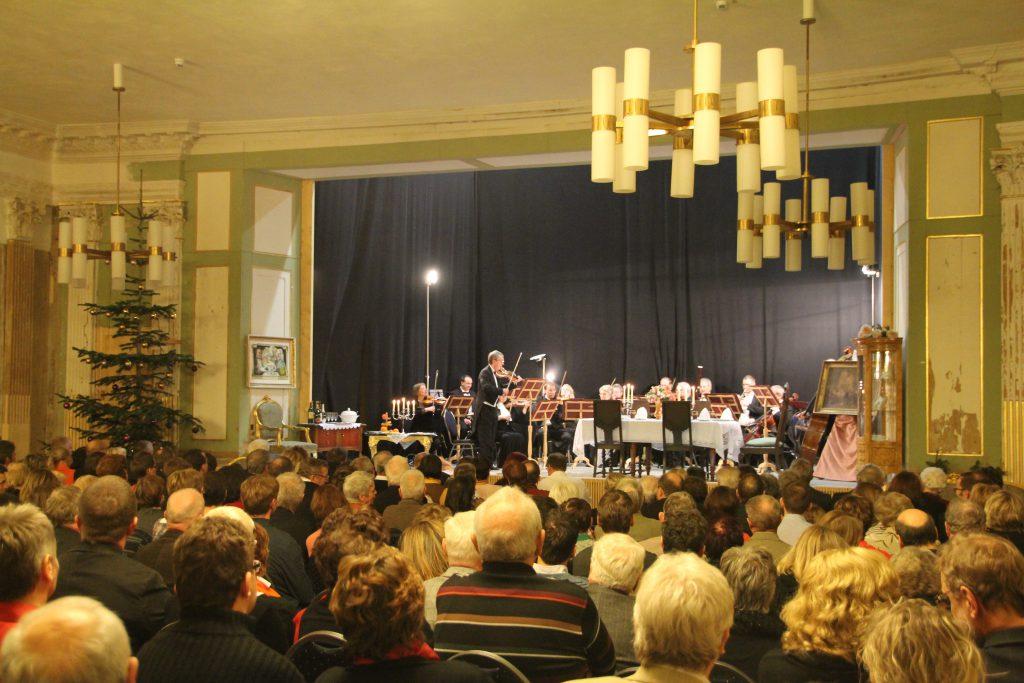 Silvesterkonzert im Theater