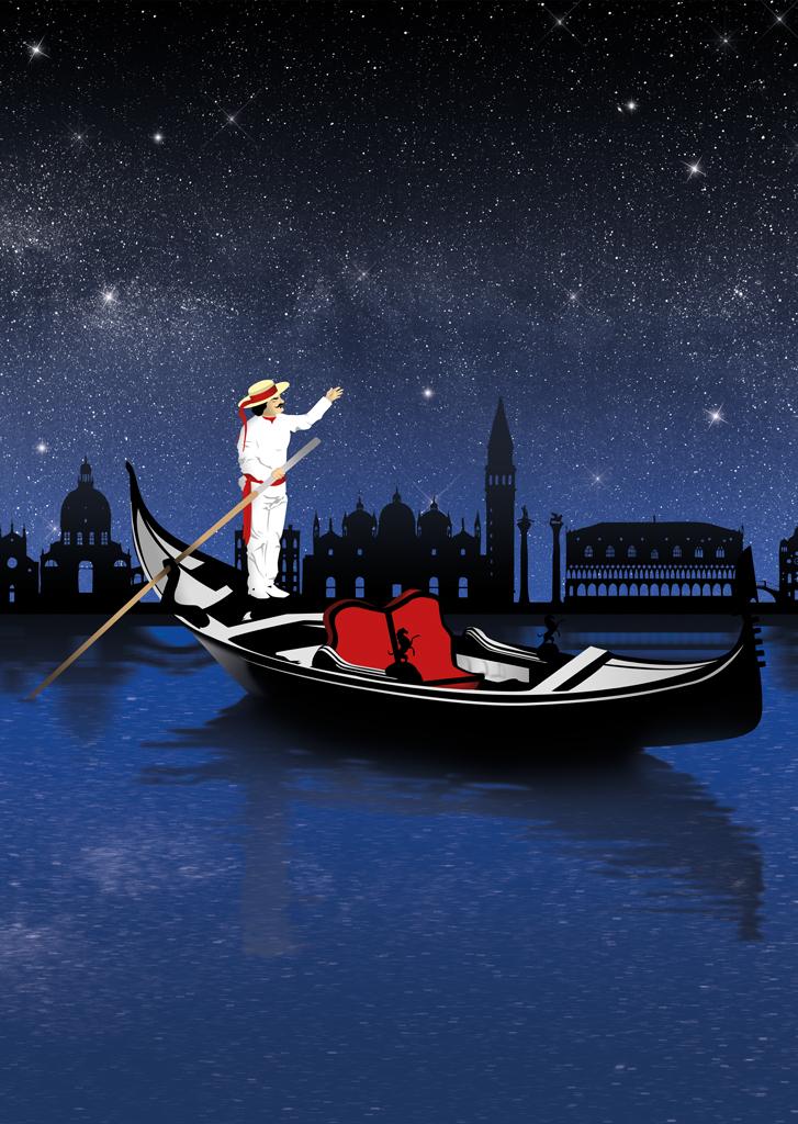 "Operngala ""Italienische Sommernacht"""