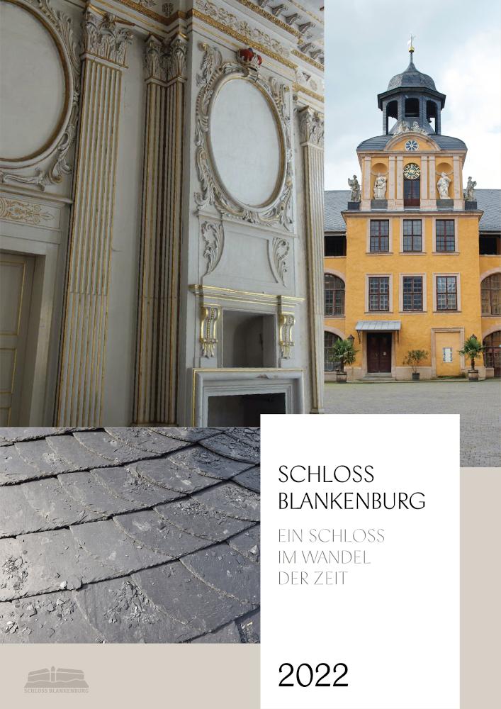Schlosskalender 2022 erschienen